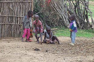Masai village (15)