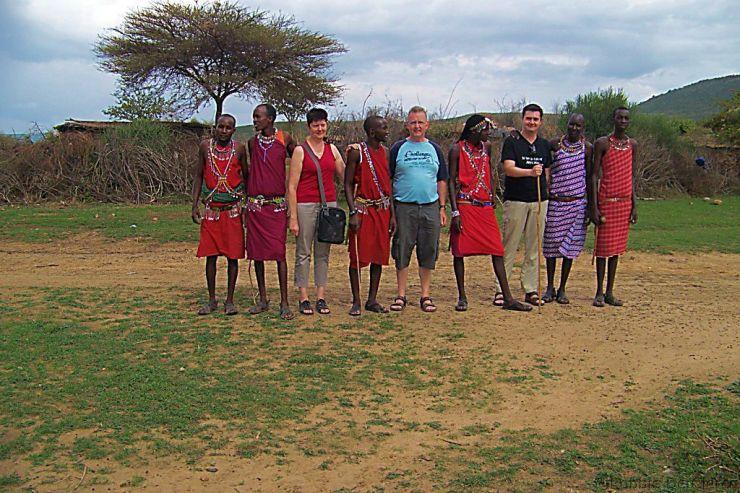Masai village (2)