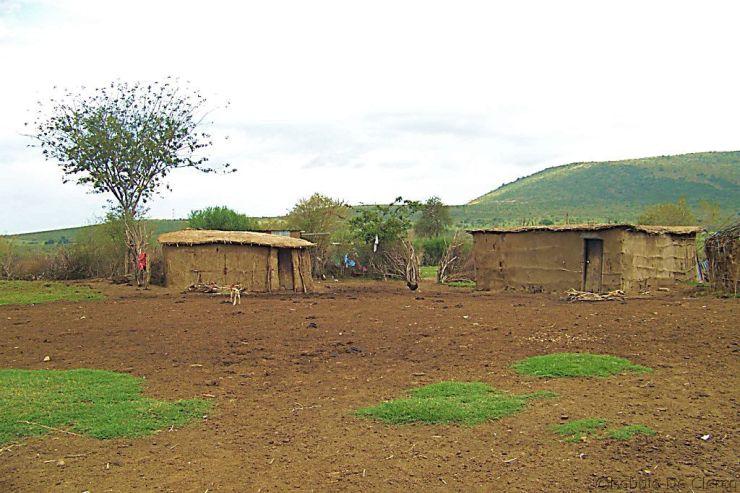 Masai village (3)