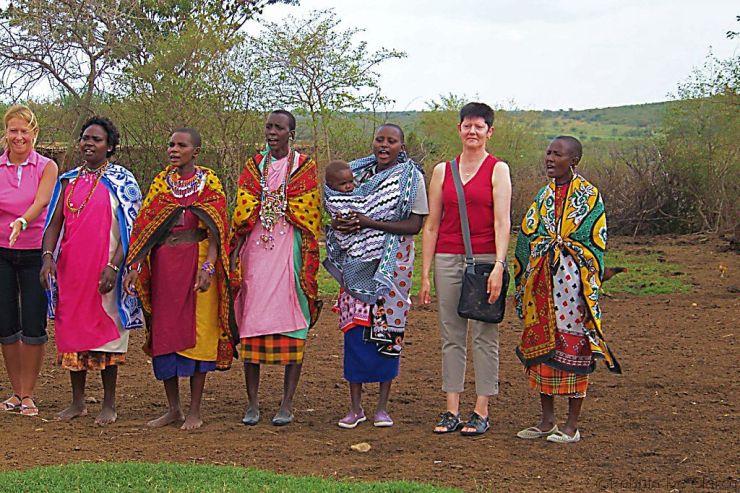 Masai village (8)