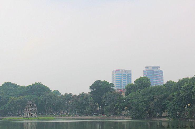 Ngoc Son Tempel (2)