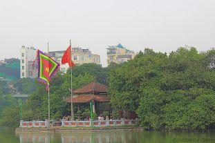 Ngoc Son Tempel (5)