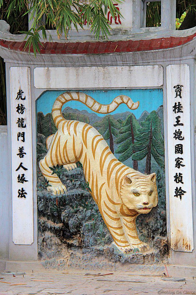 Ngoc Son Tempel (8)