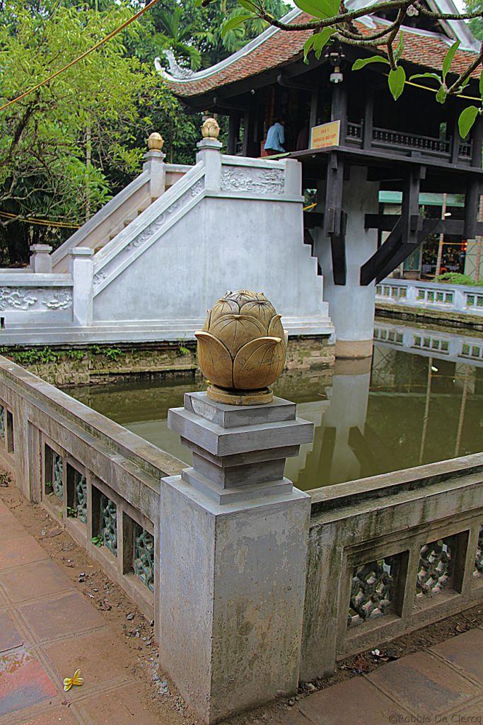 One Pillar Pagoda (3)