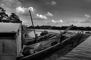 Tocht met een Drakenboot (1)