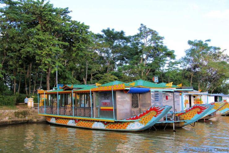 Tocht met een Drakenboot (2)