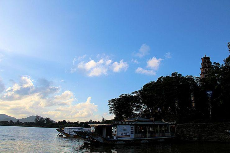 Tocht met een Drakenboot (4)