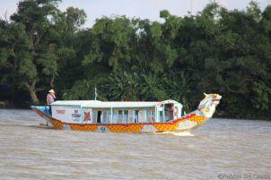 Tocht met een Drakenboot (7)