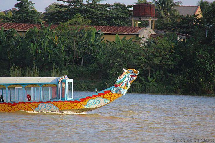 Tocht met een Drakenboot (8)
