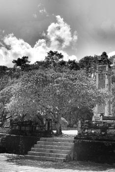 Tombe van Tu Duc (13)