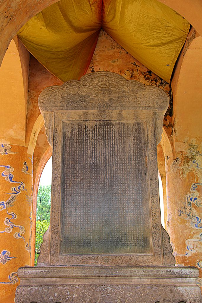 Tombe van Tu Duc (19)