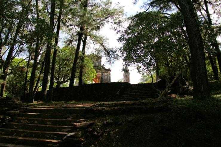 Tombe van Tu Duc (37)