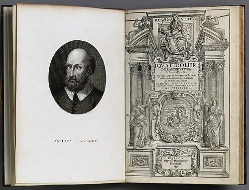 Andrea Palladio - De architectuur van Palladio - 1570
