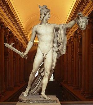 Antonio Canova - Perseus met het hoofd van Medusa - 1806