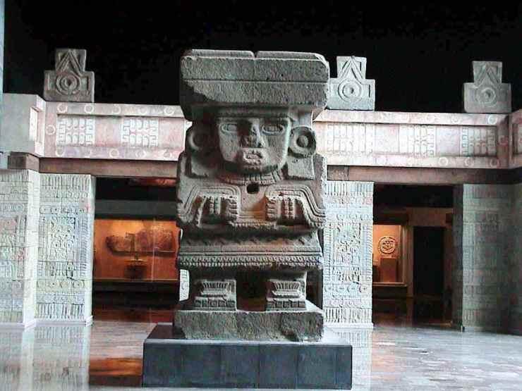 Antropologisch museum 17