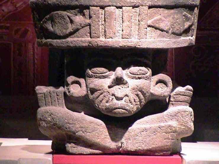 Antropologisch museum 18