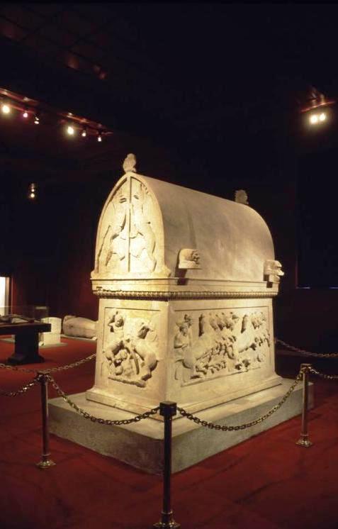 Archeologisch museum 06