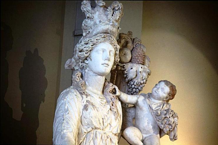 Archeologisch museum 16