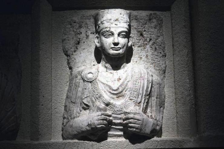 Archeologisch museum 17