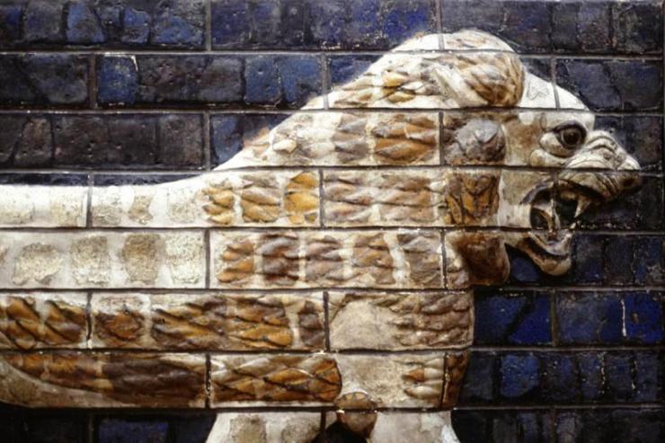 Archeologisch museum 18
