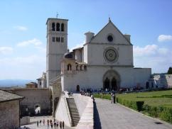 Assisi 06 (Basiliek van Sint-Franciscus)