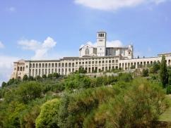Assisi 07 (Basilliek van Sint-Franciscus)