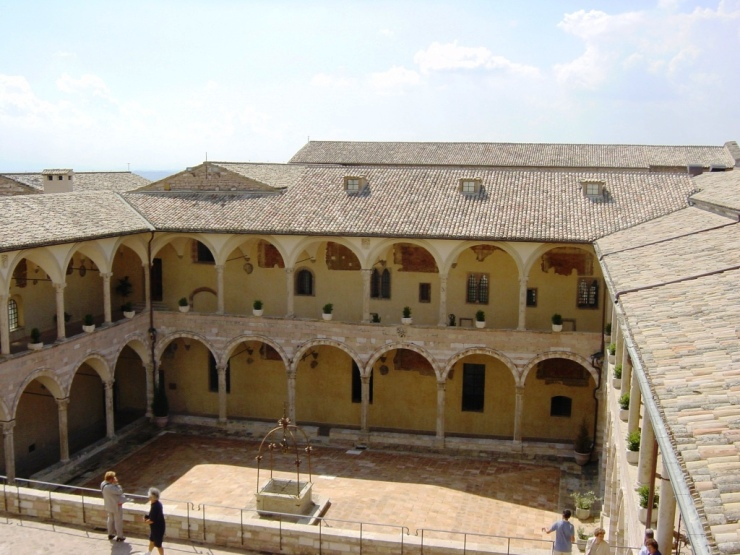 Assisi 08 (Basiliek van Sint-Franciscus)