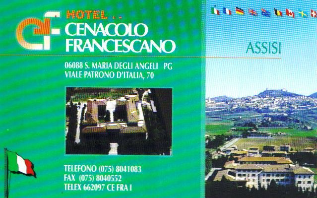 Assisi 15 (hotel)