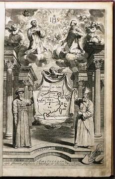Athanasius Kircher - Wedervaren in China - 1667