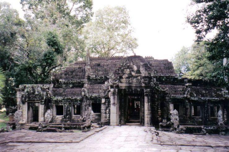 Banteay Kdey 02