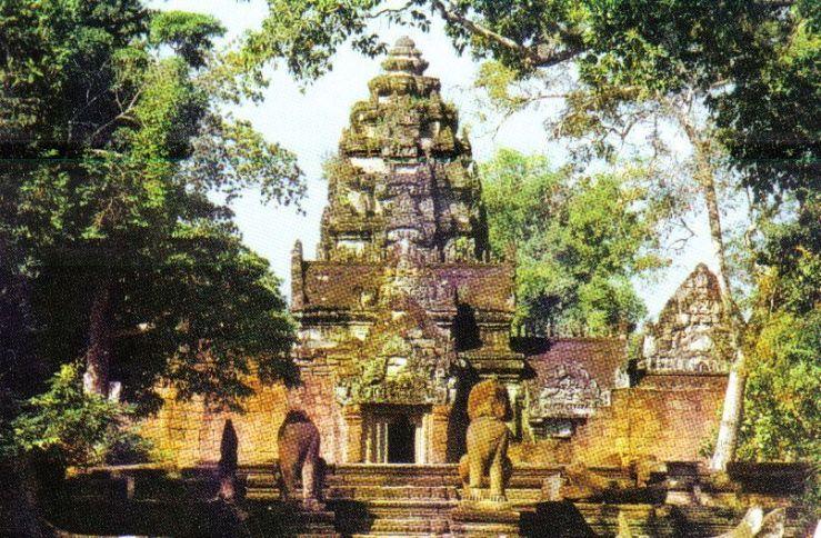 Banteay Srei 08
