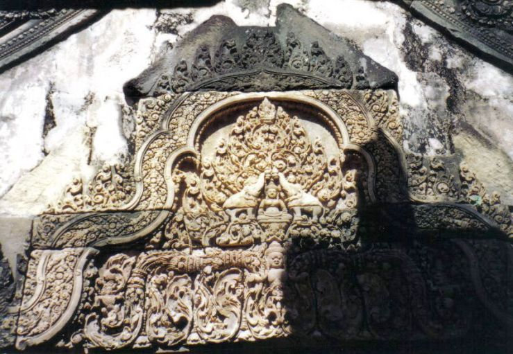 Banteay Srei 16