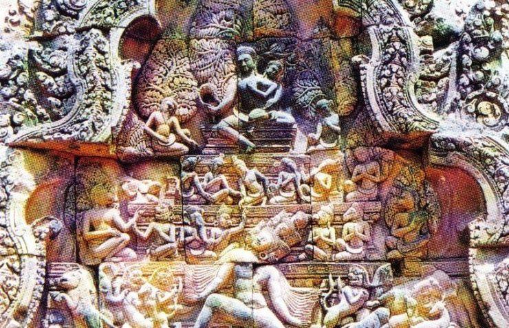 Banteay Srei 18