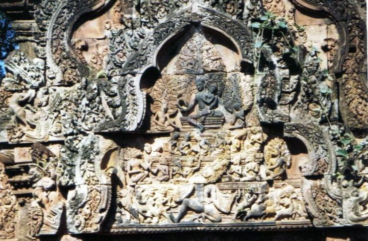 Banteay Srei 19