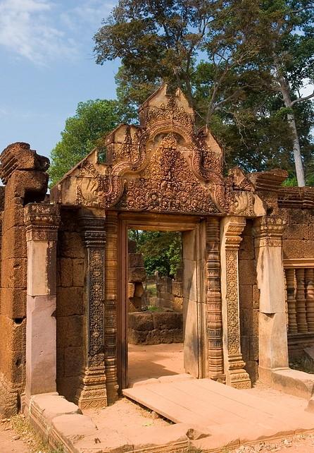 Banteay Srei 20