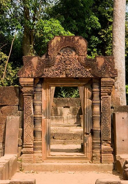 Banteay Srei 22