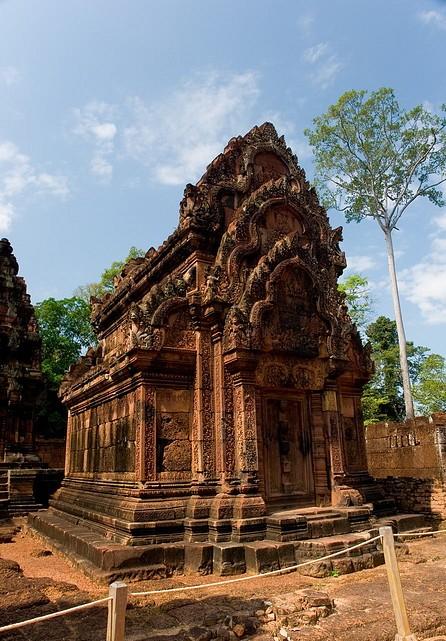 Banteay Srei 30