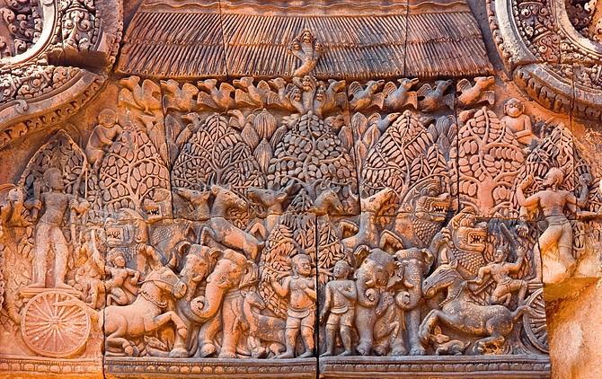Banteay Srei 32