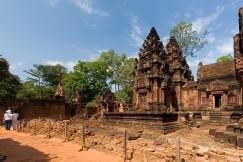 Banteay Srei 33