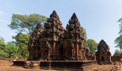 Banteay Srei 34