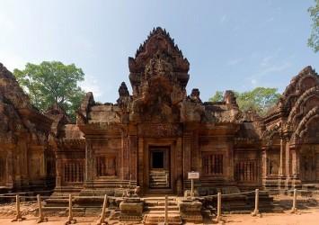 Banteay Srei 35