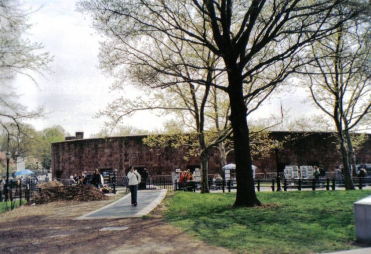 Battery Park 03 (Castle Clinton)