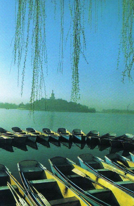 Beihaipark 01 (jade-eiland Qionghuadao)