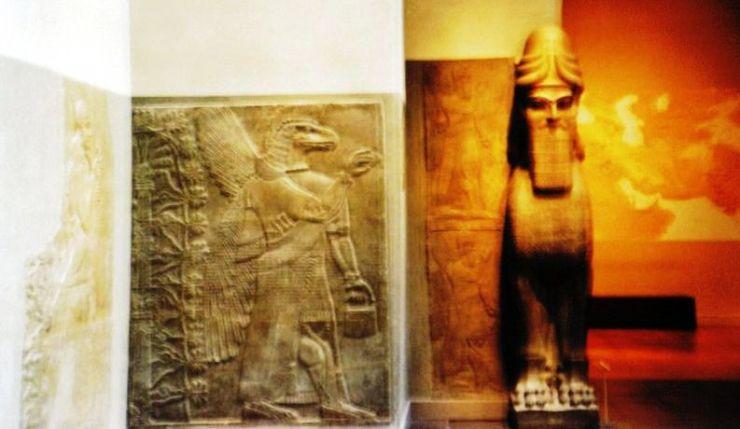 Bewakers - Mesopotamië - 700 v.C.