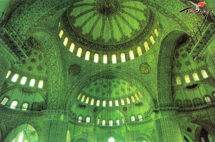 Blauwe Moskee 08