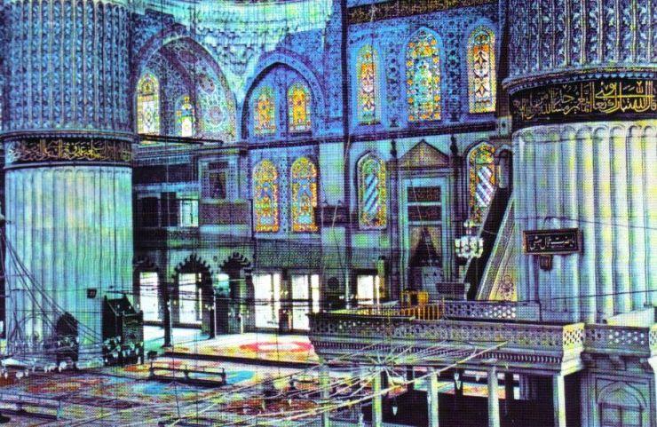 Blauwe Moskee 09