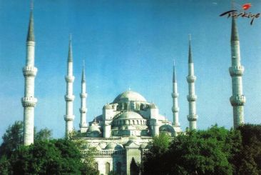 Blauwe Moskee 11