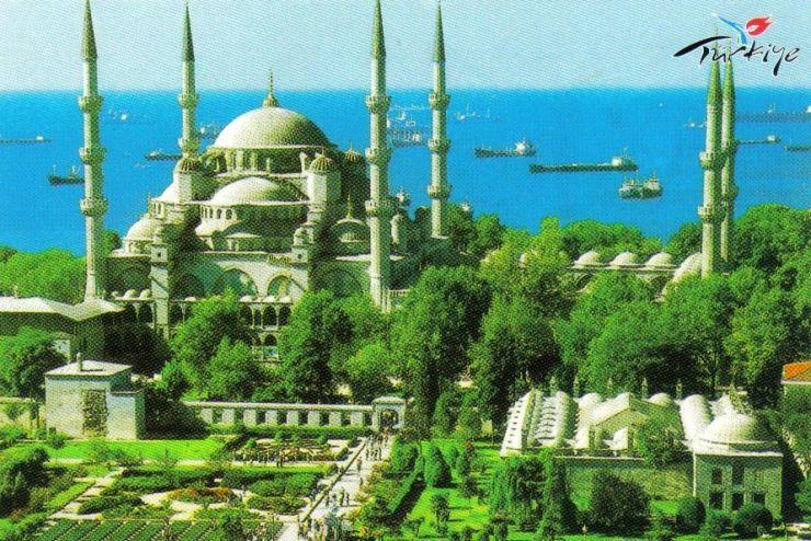 Blauwe Moskee 13