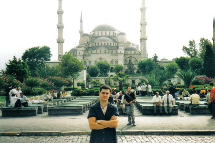 Blauwe Moskee 14