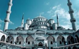 Blauwe Moskee 16
